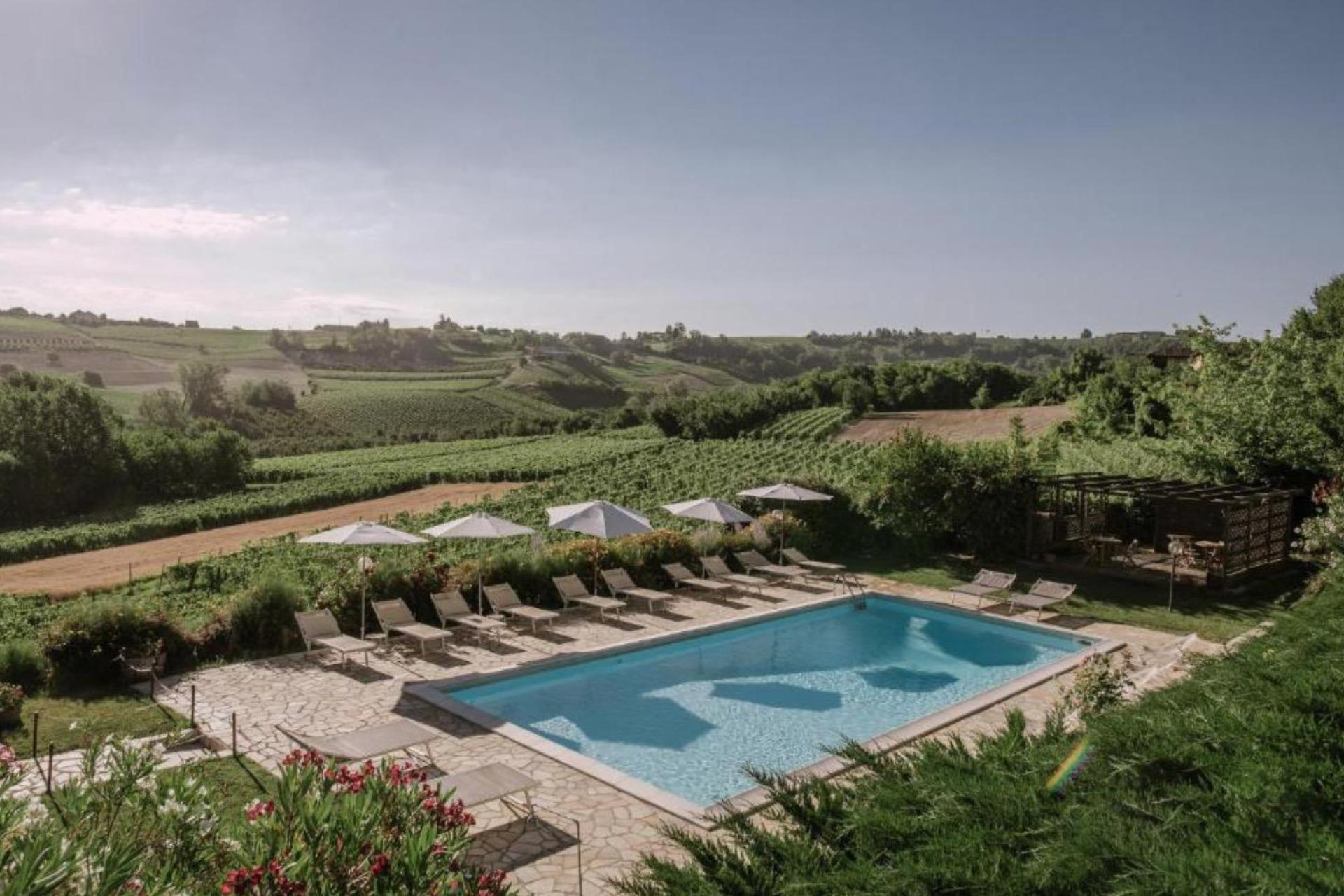 Agriturismo Piedmont Agriturismo Piemont for lovers of great wines