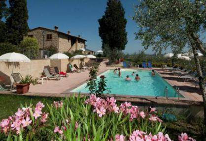 Welcoming agriturismo in Tuscany where la mamma cooks