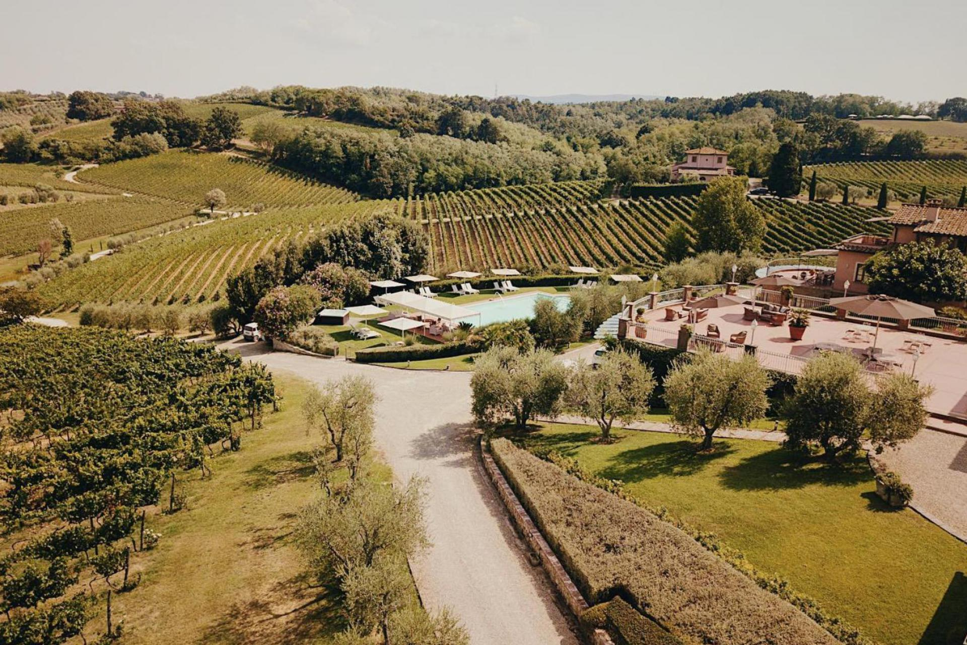 Agriturismo Tuscany Winery and luxury agriturismo near Pisa